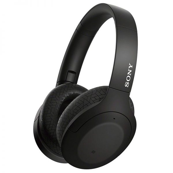 Sony h.ear Hi-Res Bluetooth Headphones with Noise Cancelling – Black