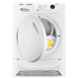 Zanussi 8Kg Heat Pump Dryer ZDH8903PZ