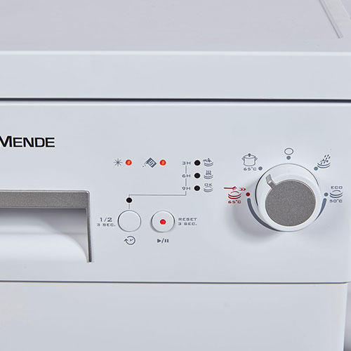 Nordmende 45CM Freestanding Dishwasher – White DW48WH