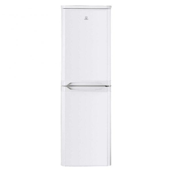 Indesit 50/50 Fridge Freezer – White