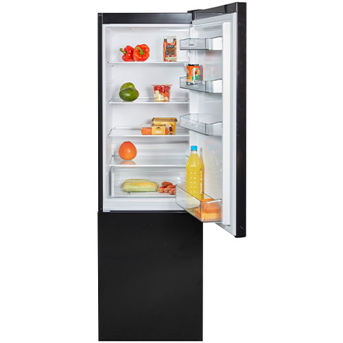 Nordmende 54CM 60/40 Fridge Freezer – Black
