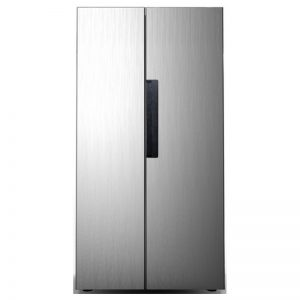 Servis American Style Fridge Freezer – Stainless Steel