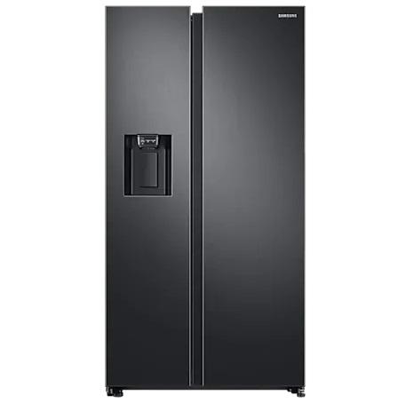 Samsung Spacemax American Plumbed Fridge Freezer – Black