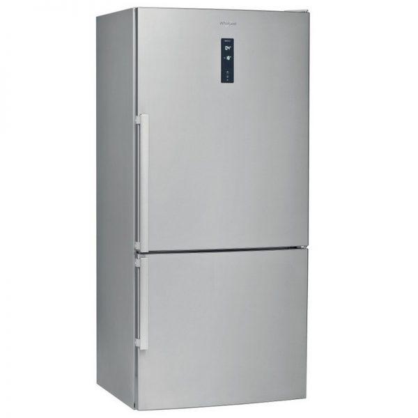 Whirlpool 84CM Frost Free Fridge Freezer – Stainless Steel