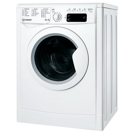 Indesit 7kg Washer / 5kg Dryer Freestanding Washer Dryer
