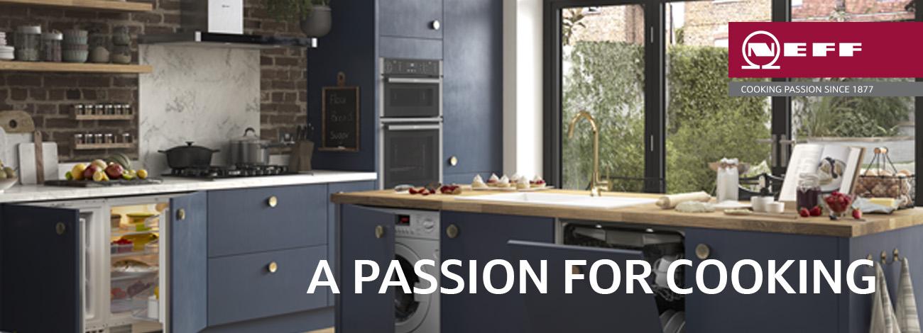 Neff Cooking - Double Gas Appliances