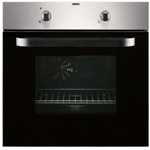 Zanussi Single Oven – Stainless Steel