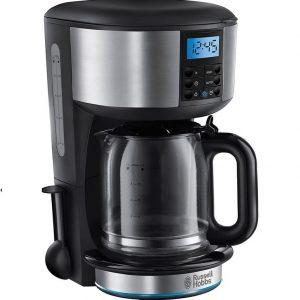 Russell Hobbs Black/Silver Coffee Maker 20680