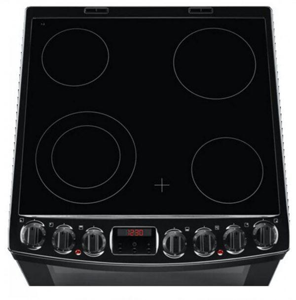 AEG 60cm Ceramic Hob Electric Cooker
