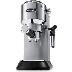 DeLonghi Dedica Style Barista Pump Coffee Maker EC685.M Silver
