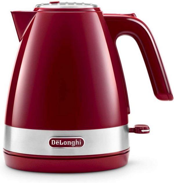 DeLonghi Activeline Red Kettle KBLA3001.R