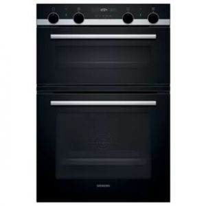 Siemens Built In Double Oven MB557G5S0B
