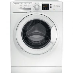Hotpoint 7Kg 1400 Washing Machine NSWM742UW
