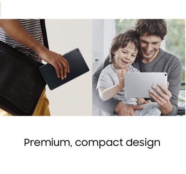 Samsung 8″ Tablet Silver SM-T290NZSABTU