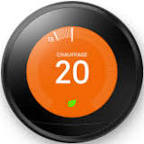 GOOGLE NEST T3031EX  LEARNING THERMOSTAT