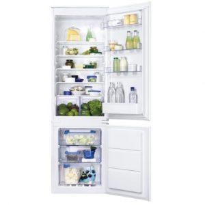 Zanussi Integrated 70/30 Fridge Freezer