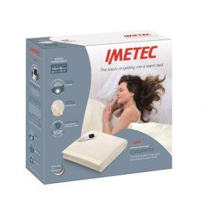 Imetec Double Bed Washable Heated Underblanket 16738