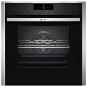 Neff N90 Built In Single Oven – Stainless Steel