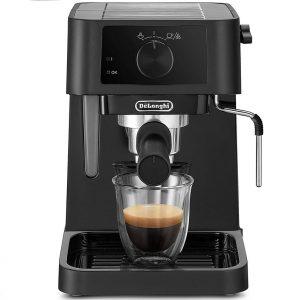 DeLonghi Distinta Pump Coffee Maker EC230BK Stilosa
