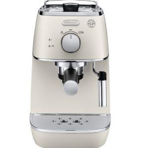 DeLonghi Distinta Pump Coffee Maker ECI341.W