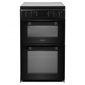 HOTPOINT 50CM ELECTRIC HD5V92KCBUK COOKER