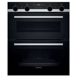 Siemens IQ500 Built-in Double Oven – Stainless Steel