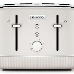 Kenwood Elegancy 4 Slice Toaster TFP10.A0CR  Cream