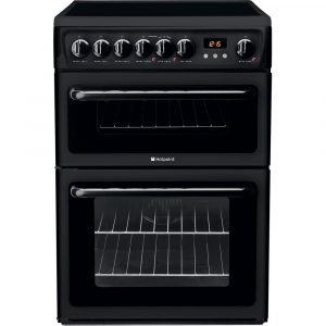 HOTPOINT 60CM ELECTRIC HAE60K COOKER