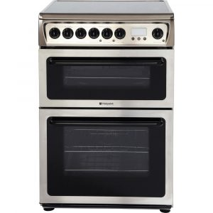 HOTPOINT 60CM ELECTRIC HAE60X COOKER