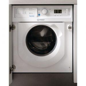 Indesit Integrated Washer Dryer BIWDIL7125UK