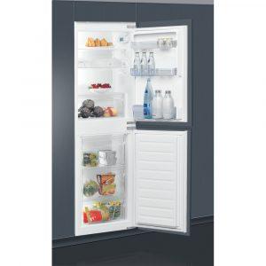 Indesit 50/50 Integrated Fridge Freezer EIB15050A1D1