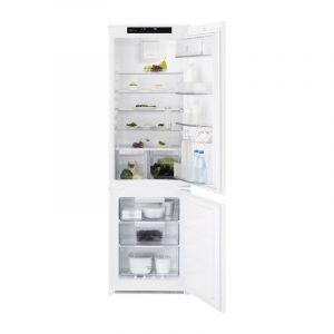 Electrolux Integrated 70/30 Fridge Freezer LNT7TF18S Frost Free