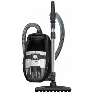 Miele Blizzard CX1 Parquet PowerLine Cylinder Vacuum Cleaner – Black 10661230
