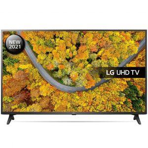 LG UP75 50 Inch 4K Smart UHD TV 50UP75006LF