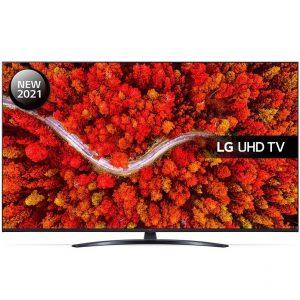 LG UP81 50 Inch 4K Smart UHD TV 50UP81006LA