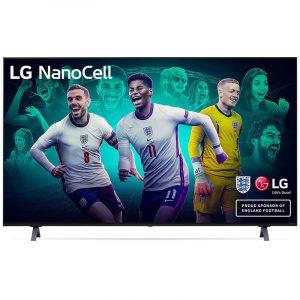 LG Nano75 55 inch 4K NanoCell TV 55NANO756PA