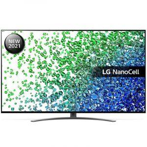 LG Nano81 55 inch 4K NanoCell Smart TV 55NANO816PA